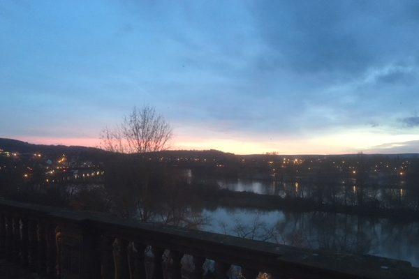 Aschaffenburg bei Nacht